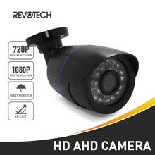 AHD 720P 1080P Waterproof Full HD 1.0MP 2.0MP Cmos 24LED Indoor Outdoor CCTV Bullet Camera Night Vision Security Cam with IR-Cut