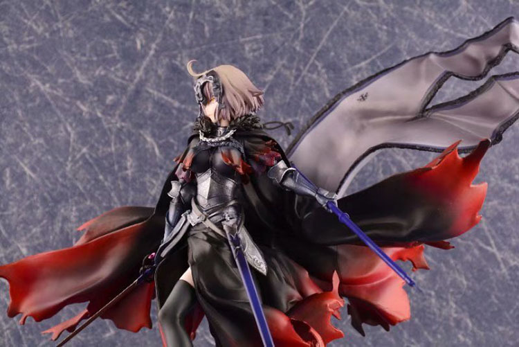 Anime Fate Grand Order Avenger Jeanne d\`Arc Alter Figma 390 Cute Action Figures PVC Doll Collection Model Toys Gifts (4)