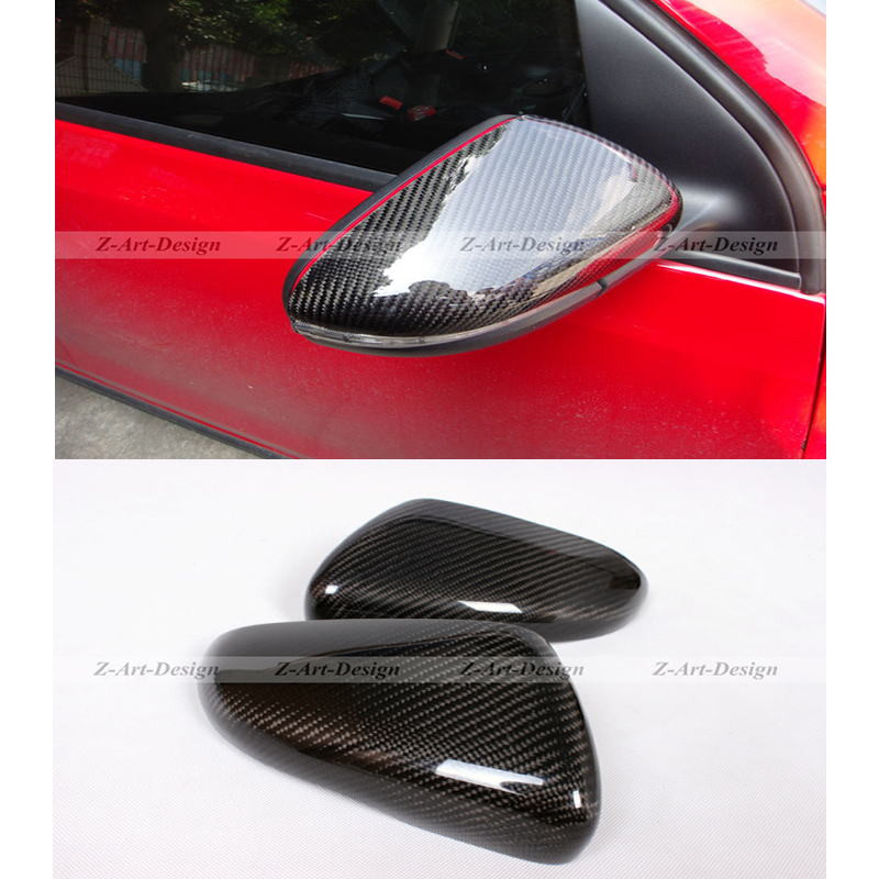 In stock! Z-ART Carbon Fiber Cover For VW Golf 6 Rear Mirror, Folf 6 Rear Mirror Cover with Free DHL shipping<br><br>Aliexpress