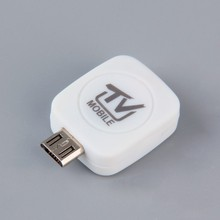 017 new Mini Digital DVB-T Micro USB Mobile HD TV Tuner Stick Receiv TV DONGLE for android Mobile phone(China)