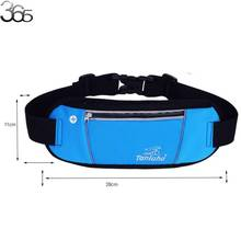 Free Ship 2016 Hot Selling ! Unisex Multi Function Nice Fitting Belt Chest Pouch Bum Waist Bag(China)