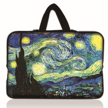 Starry Night Laptop Bag Neoprene Sleeve Netbook Case Cover For 10 12 11.6 13.3 14 17 9.7 15 15.6 ASUS Dell HP Macbook Samsung
