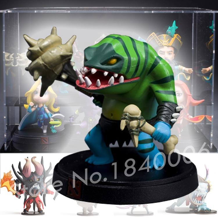 Defense Of The Ancients Dota2 Cosplay TH Tidehunter Leviathan 7cm/2.8 Hi-Q PVC Action Figures Toys Model Garage Kit Kids Toys<br><br>Aliexpress