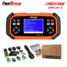 OBDSTAR X300 Pro3 Auto Key Programmer with Immobiliser+ Odometer Correction +EEPROM/PIC+OBDII Function X 300 Pro 3 Update Online