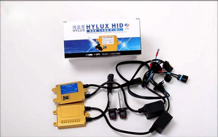 High quality Hyluxtek A2088 FAST Start ballast and YEAKY H1 H3 H7 H11 880/881 9005/9006 Bulb 4500K 5500K 6500K Car Headlight Kit<br><br>Aliexpress