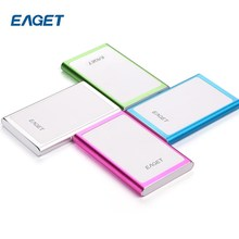100% Original Eaget G90 USB 3.0 500GB / 1TB External Hard Drive 2.5 Inches Ultra-thin High Speed HDD with Encryption Function