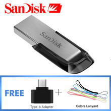 SanDisk Pen Drive 128gb Usb Flash Drive Mini Usb Stick 3.0 Novelty Usb Flash Drives 16GB 32GB 128GB UP To 130MB/S Memory Sticks(China)