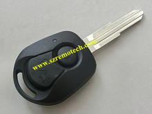 Good selling Ssangyong remote key shell /car key blank wholesale and retail(China)