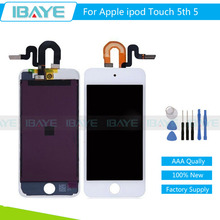 OEM For Apple ipod Touch 5th 5 Display LCD plus Touch Screen with Digitizer Full Assembly White Touch 6th 6 Screen