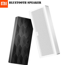 Original Xiaomi Mini Wireless Bluetooth 4.0 Speaker Portable Loudspeaker Stereo Sound Box for iPhone 6S Plus iPad Pro Android