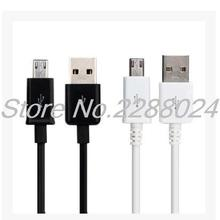 USB2.0 Data sync Charger Cable  for Sony Xperia Z3 Z5 E5 XA LG X Power Alcatel 5010d for Huawei Honor 4 5C Homtom HT3 7 HT16