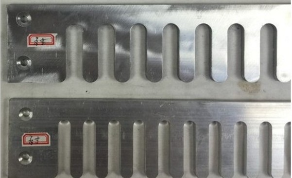 7/16 &amp; 9/16 Aluminium Jig Template for 18 inch Wood Dovetail Jig jointer<br>