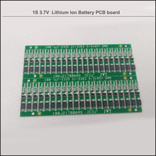 3.7V 1S lithium Ion battery PCB board for single cell of Lithium polymer battery 4.2V Li-ion Battery Protection circuit board