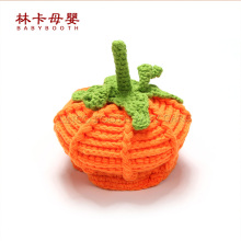 Halloween Pumpkin Baby Hat For Kids Hot Ale Cute Infant Boy And Girl Photography Prop For 1-12 Months Baby