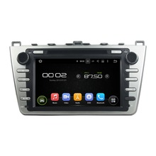 otojeta car dvd player for MAZDA 6 2008-2012 mazda6  octa core android 6.0 2GB RAM stereo gps/radio/dvr/obd2/tpms/camera