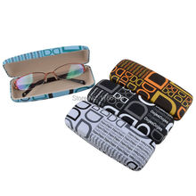 1PC Protable Metal Hard cases for Eye SunGlasses optical frame Hard Case Eyewear Protector Box 4colors option