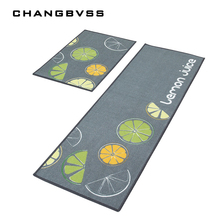 Cartoon 2 pcs/set Bathroom Mat,Kitchen Non-slip Rug Carpets,Large Size Soft Bath Mats,Mat Toilet Bathroom Carpet,Bedroom Doormat(China)