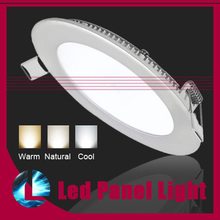 3W 6W 9W 12W 15W 18W Dimmable CREE LED Recessed Ceiling Panel Down Lights Bulb Lamp Warm/Cool White light indoor lighting