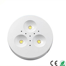 Dimmable 3x3W 4x3W LED Light Warm Cool White LED Downlights DC12V AC110V 220V for Kitchen Jewelry Store Study Room 10pcs/lot(China)