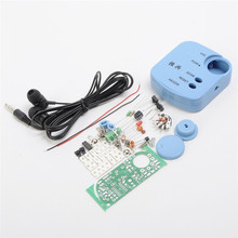FM Micro SMD Radio DIY Kits FM Frequency Modulation Radio Electronic Production Training Suite