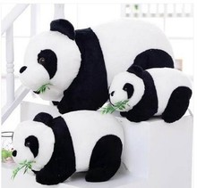 Artificial panda giant panda plush toy doll pillow cloth doll birthday gift