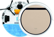 (with extra spare package)Intelligent robot vacuum Cleaner for home ilife V5S aspirador Wet and Dry ,Big water tank,