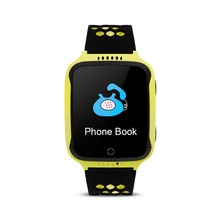 Diggro 2G Touch Kids GPS Tracker Smart Watch with Camera 2G SIM Anti-lost SOS Children Boy/girl baby Smartwatch PK Q750 V7K(China)