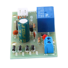 Liquid Level Controller Sensor Module DIY Kit Water Level Control Switch Detection Fuel Flow Sensor Water Flow Switch Flowmeter(China)