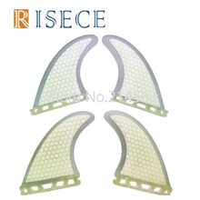 Best selling surfboard fins Future fiberglass surfboard fin Future Quad surfboard fin fiberglass Quad fins, 2pc G5+2pc G3