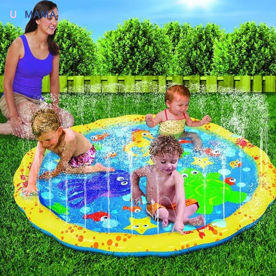 2017 Summer Funny Toy Home Fountain Kids Sea World Childrem Play toys Dabble toys<br>