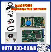 High Quality Lexia3 PP2000 Lexia 3 Diagbox V7.76 Lexia-3 PP2000 16 pin OBD2 Diagnostic Tool With Firmware 921815C