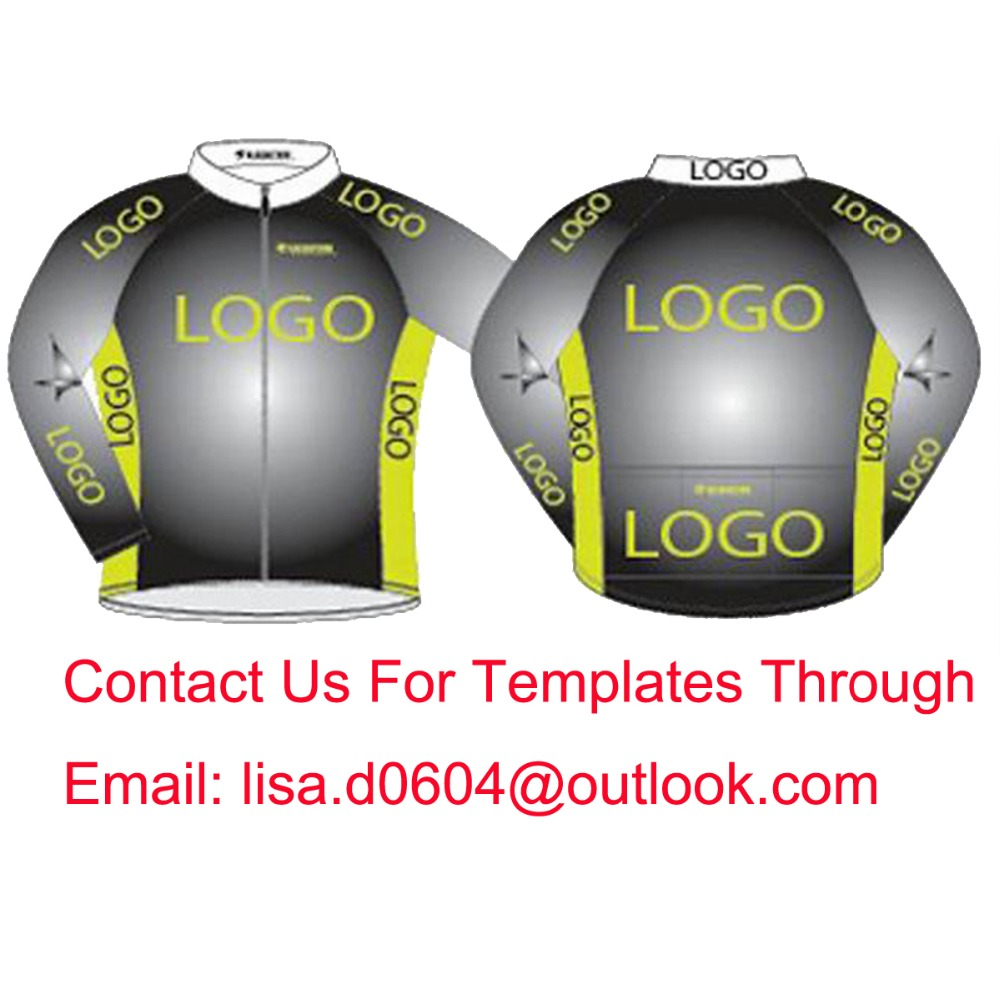 Factory Price Custom Cycling Jersey Winter Long Sleeve With Fleece High Quality Windproof Bike Clothing Customize Free Shipping<br>
