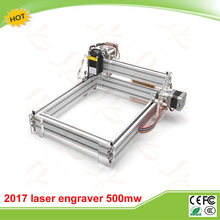 LY 2017 500mw Laser Engraving Machine Picture CNC Printer 20*17CM free tax to RU