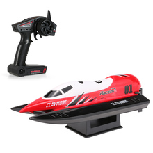 Original Volantex CLAYMORE V795-2 2.4GHz Brushed 25km/h High Speed Auto-roll-back Pool RTR RC Racing Boat