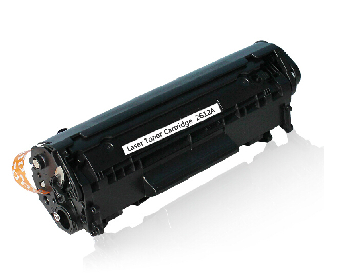 Free shipping for HP  Q2612A Toner cartridge for Laserjet 1010 1012 1015 1018 1020 1022 3015  3050 3052 3055 laser printer<br><br>Aliexpress