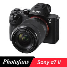 Sony A7 II Alpha A7 Mark II Mirrorless Digital Camera with Sony FE 28-70mm f/3.5-5.6 OSS Lens(China)