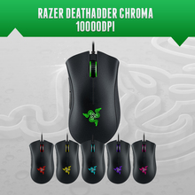 Razer Deathadder Chroma, 10000 DPI, synapse 2.0,gaming mouse, Brand new, Fast free shipping,