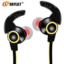 Daylily New bluetooth headphones fone de ouvido bluetooth auriculares Sport bluetooth headset music wireless phone Earphone mp3(China)