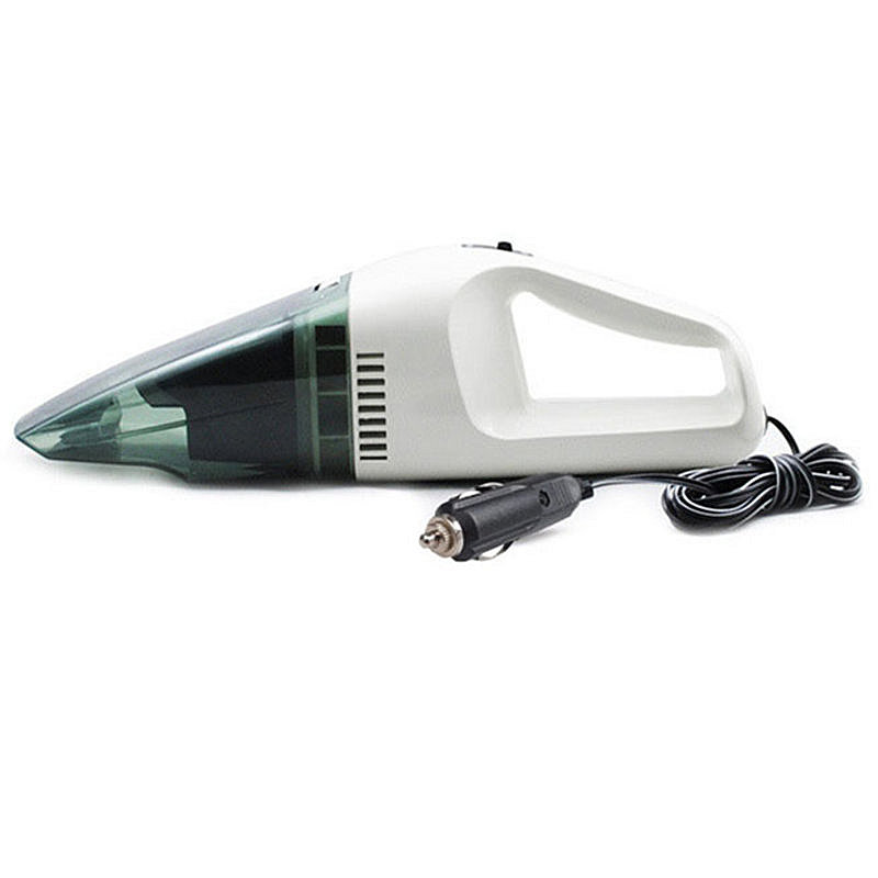 12V 75W High Power Mini Dirt Vacuum Cleaner Car Dust Wet/Dry Cleaning Tool Products Pump Link Cigarette Lighter Collector
