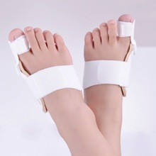 Toe Separator Feet Care Toe Separators Stretchers Foot Pads Enhanced Hallux Valgus Orthopedic adjust big toe Pain Relief