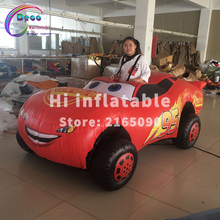 3m long Advertising inflatable car,inflatable car replica model air balloon(China)