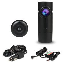 Mini Wireless WIFI Car DVR 360 degree rotation HD1080P Camera Digital Registrar Video Recorder DashCam Camcorder()