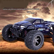 Hot Big RC Car 9115 2.4G 1/12 Scale High Speed 40KM RC RTR Brushed Monster Truck Off Road  Shock Resistant Car RTR 2.4GHz RC Car