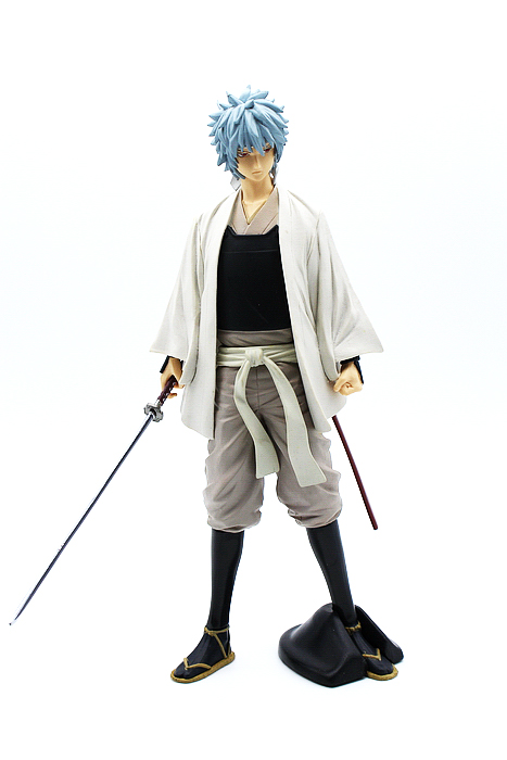 Gintama Sakata Gintoki DXF Banpresto Original Loose Package Figure 10CM PVC GINTAMA Action Figure Doll Toys Gift<br><br>Aliexpress