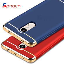 Shockproof Frosted Shield Hard case For Xiaomi RedMi Note 4 4X Luxury 3 in 1 Back Cover Case For Xiaomi Redmi Note 4X shell
