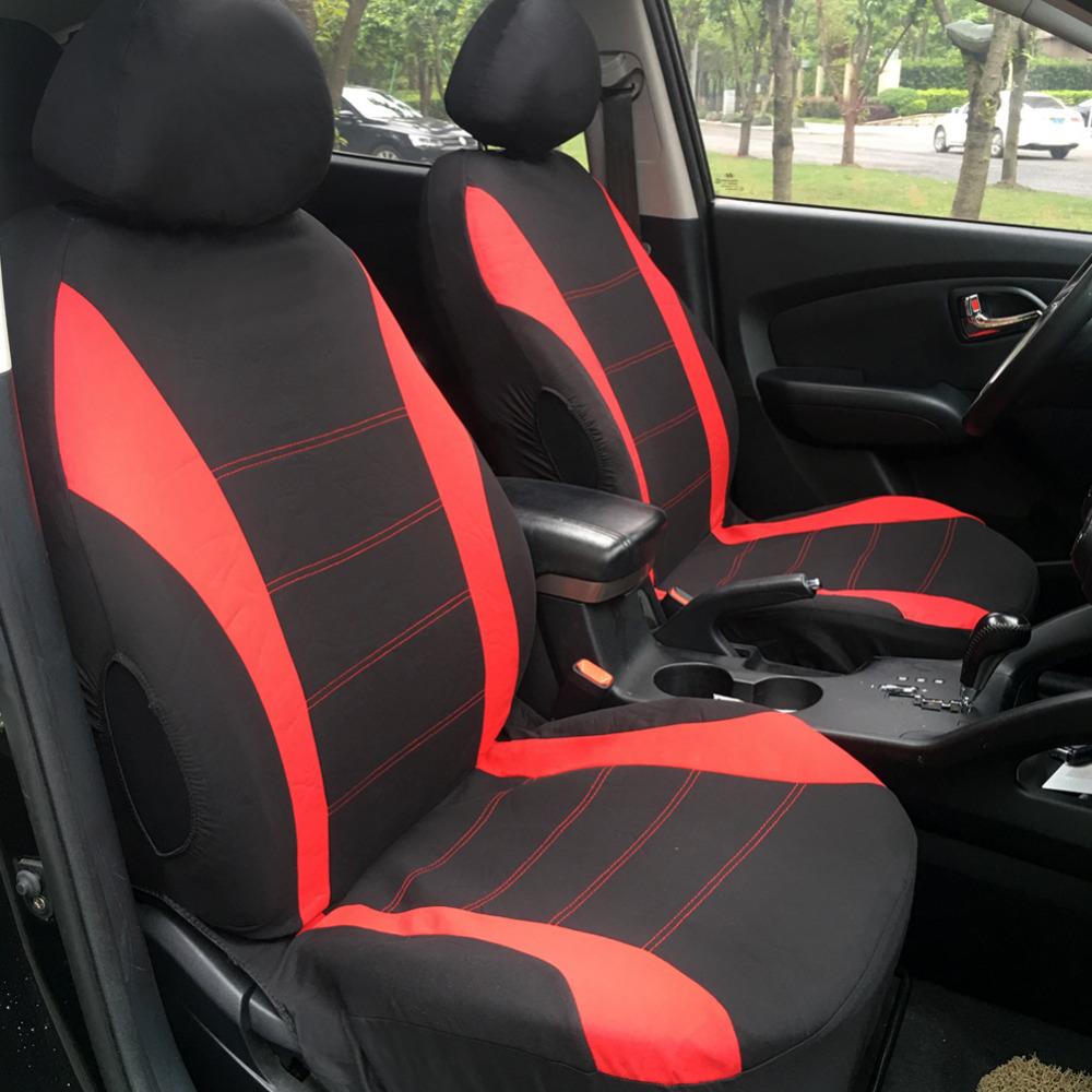 Universal Car Seat Covers 9PCS Full Set
