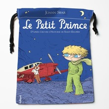 Best The Little Prince Drawstring Bags Custom Storage Printed Receive Bag Compression Type Bags Size 18X22cm Storage Bags