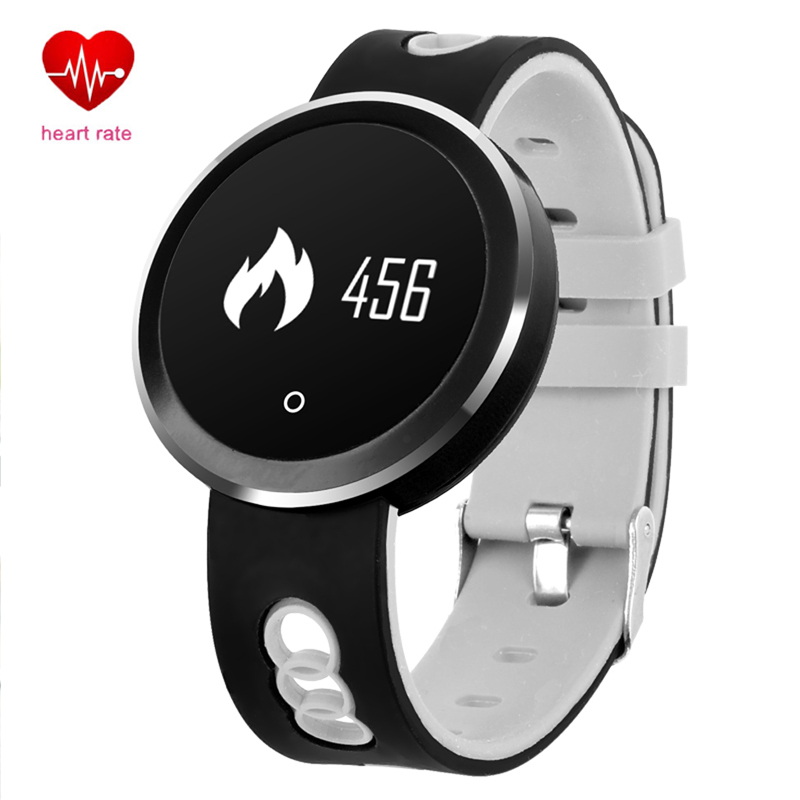 Smart Watch Waterproof Bluetooth Bracelet Q7 Sport Band Fitness Tracker Heart Rate Monitor Pedometer Alarm Clock for Android IOS<br>
