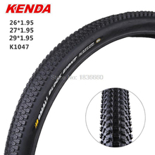 Kenda MTB Bike Tires 26 27.5 29*1.95 inch 60 tpi Anti-stab Soft side tyre Mountain bicycle tire prices k1047 small block eight