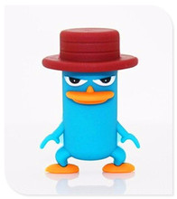 Usb Stick Lovely Duck usb flash drive 4GB 8GB 16GB 32GB 64GB USB 2.0 memory stick pen drive   cartoon Real capacity S862